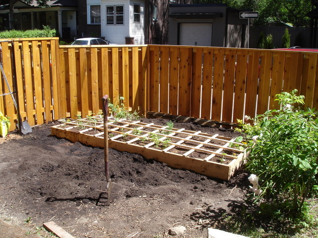 Extra Large Raised Bed