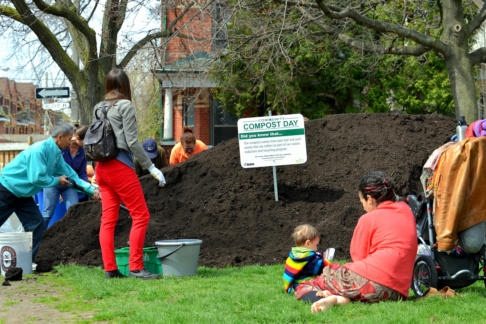 City of Toronto compost program