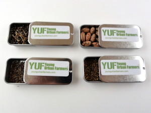 YUF Superfood Seed Tins Grid