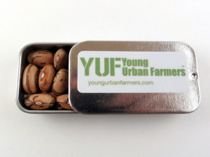 YUF Superfood Seeds Eye of the Goat Bean