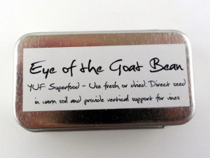 Eye of the Goat Back Tin