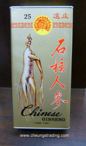 Chinese Ginseng