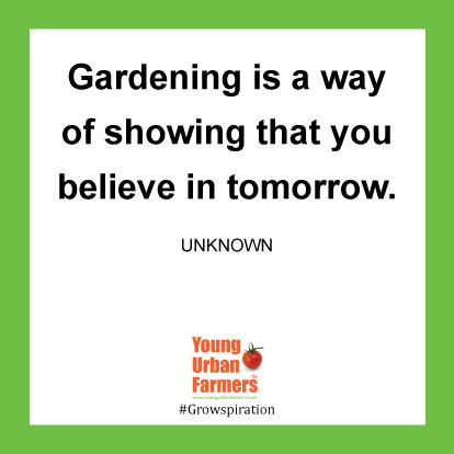 YUF Garden Quote Mar 7